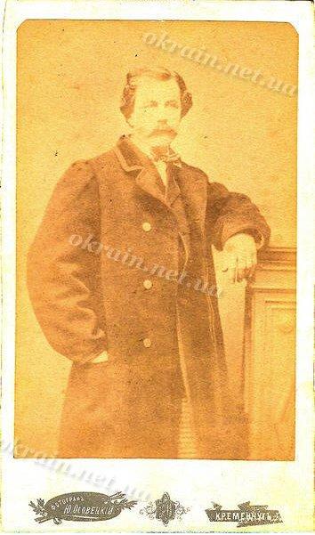 «Мужчина в пальто» фотограф Ю.Осовецкий - фото 1528