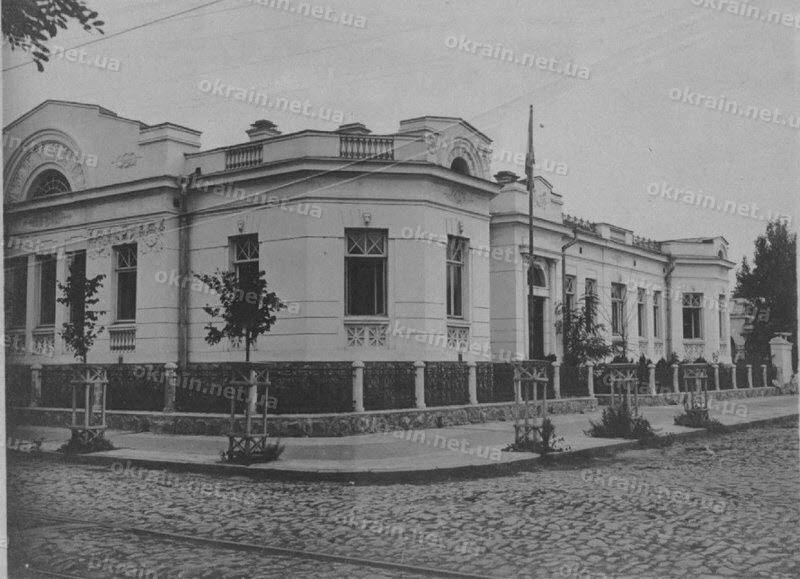 Дом генерала Гутовского в Кременчуге - фото 1477