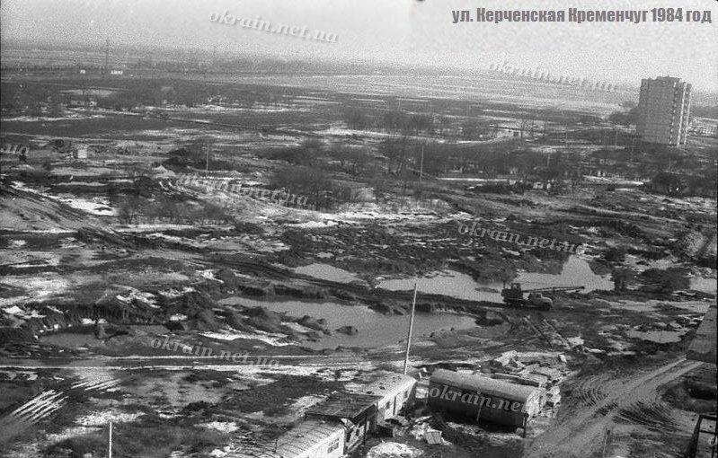 Улица Керченская 1984 год - фото 1557