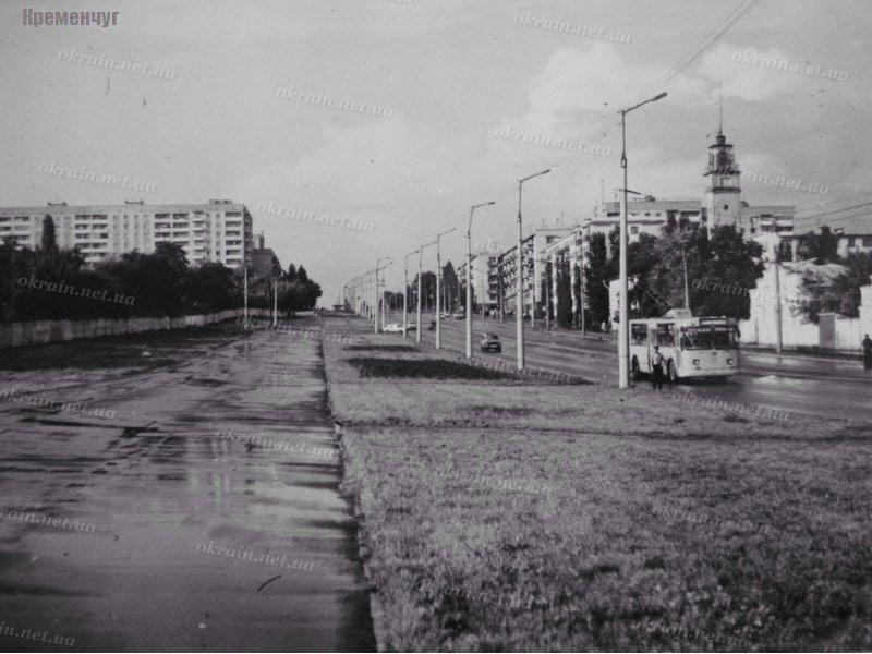 Нагорная часть города Кременчуг - фото № 1595