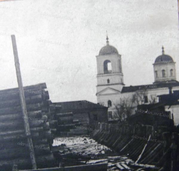 Крестовоздвиженская церковь в Крюкове - фото 1609