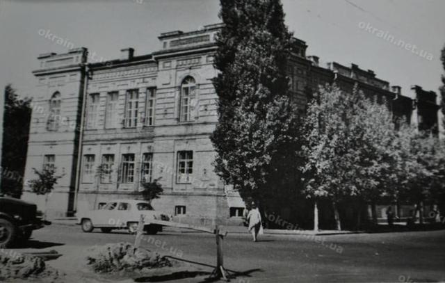 Здание банка Кременчуг - фото 1614
