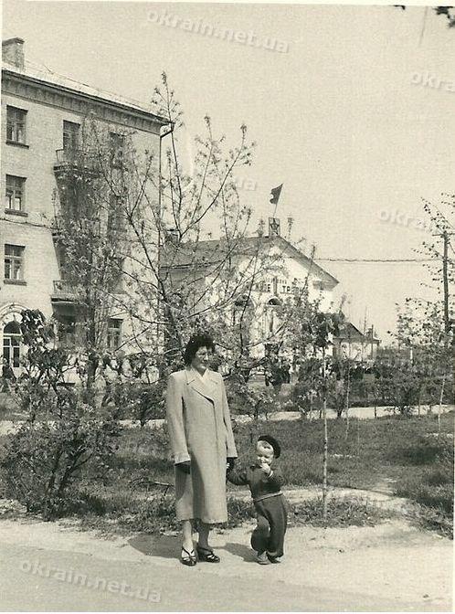 Центральный сквер в Кременчуге фото №1669