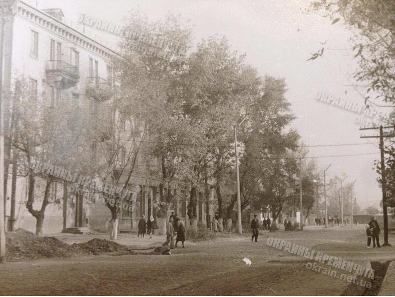 Улица К. Либкнехта в Крюкове на Днепре — фото №1673