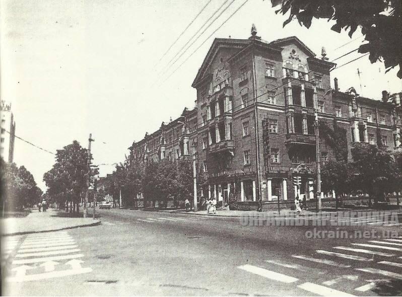 На улицах города Кременчуга - фото №1721