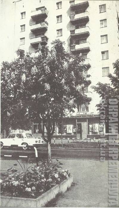 Магазин «Политкнига» в Кременчуге - фото №1726