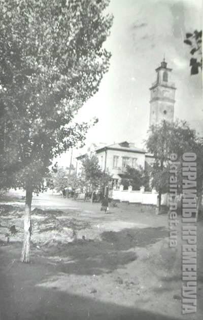 Пожарная часть Кременчуг 1960-е фото номер 1735