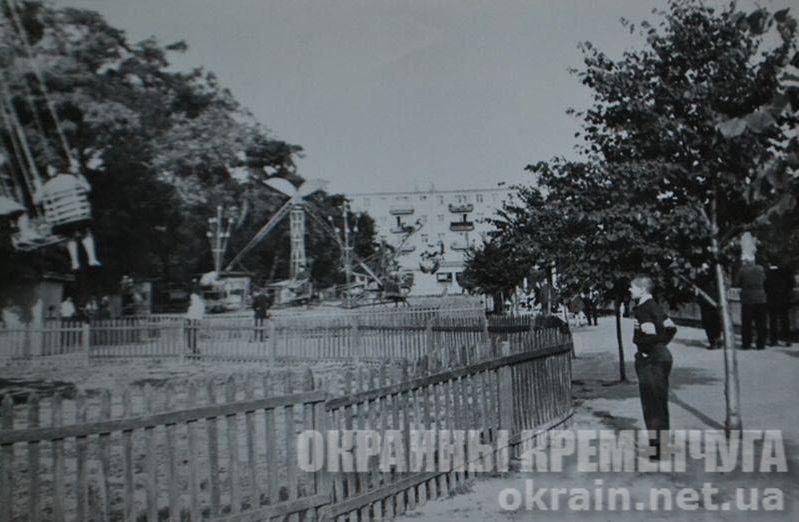 Пионерский сквер Кременчуг фото номер 1746