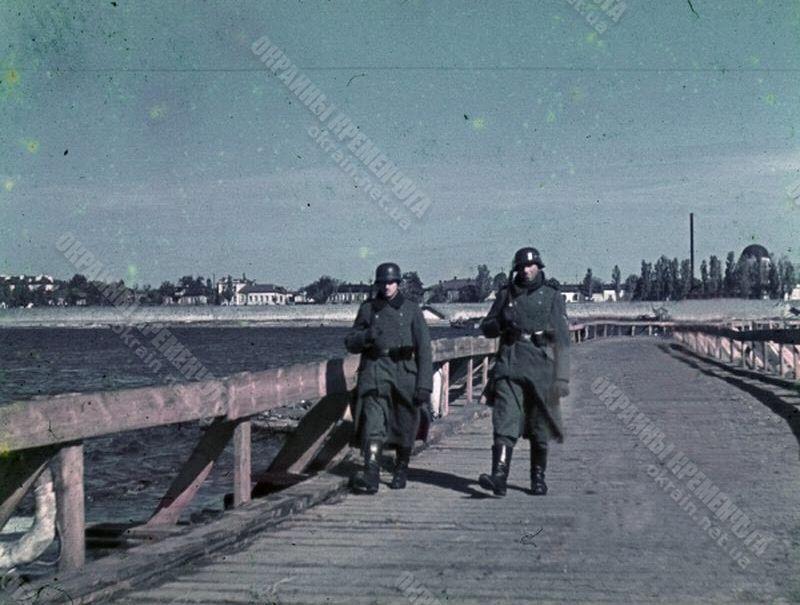 Охрана переправы Кременчуг 1943 год фото номер 1751