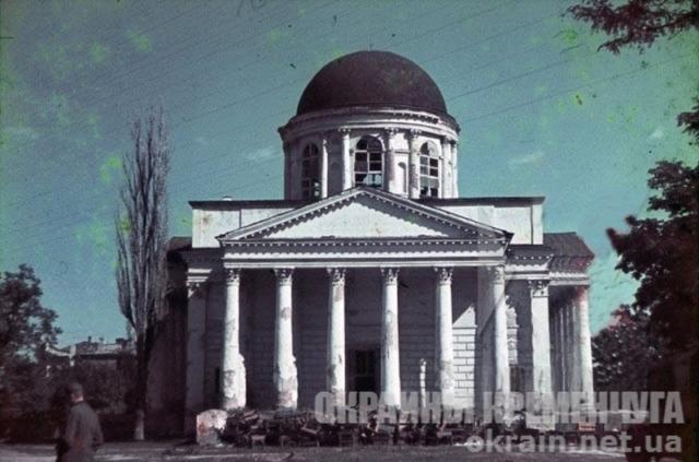 Успенский кафедральный собор в Кременчуге - фото №1767