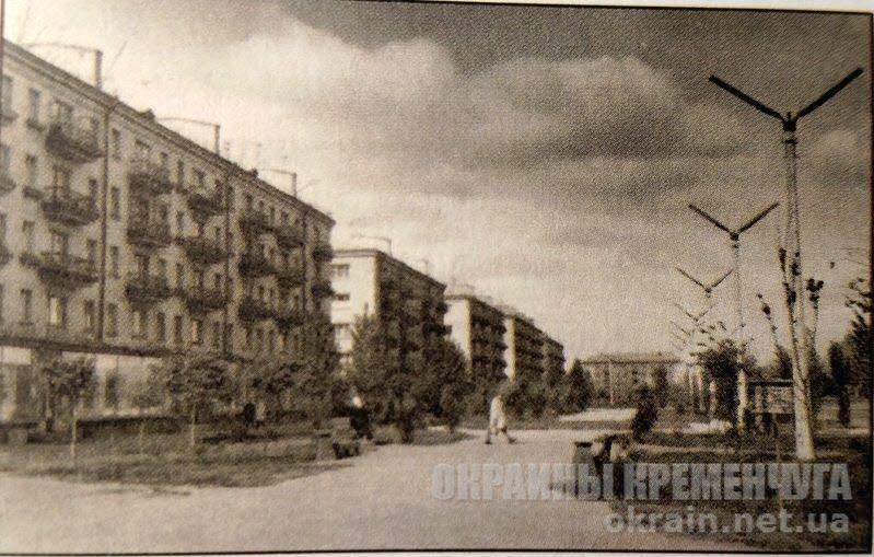 История Бульвара Пушкина (бывшая Пушкинская улица) Кременчуг