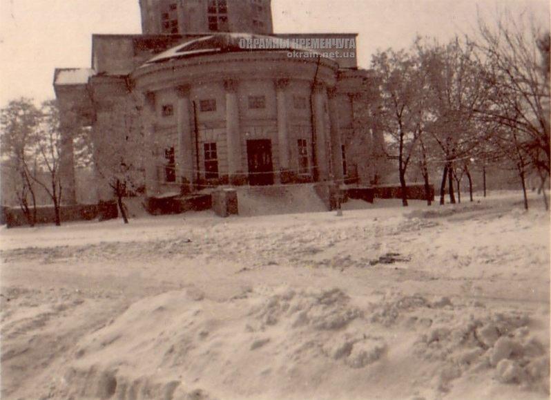 Успенский собор в Кременчуге февраль 1942 - фото № 1827