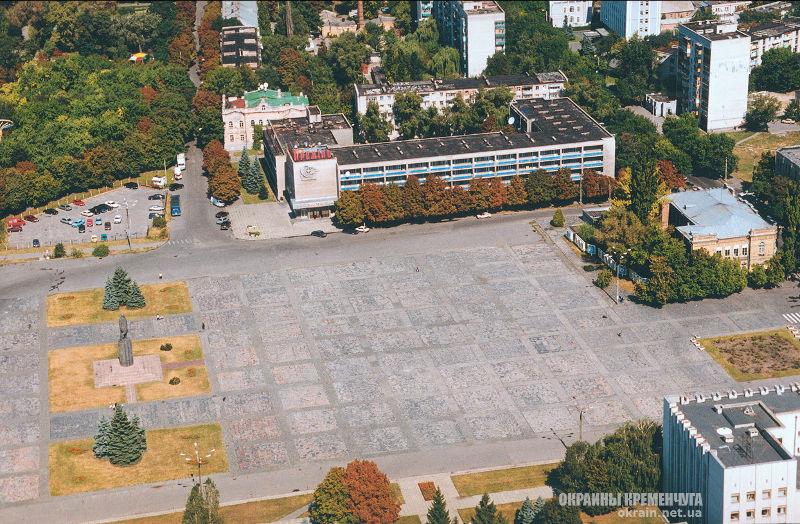 Площадь Победы, Кременчуг - фото № 1882