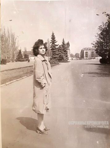 Приднепровский парк Кременчуг 1980-е - фото № 1898