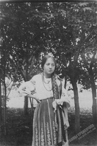 Варвара Григорьевна Шуйская Кременчуг 1916 год - фото № 1907