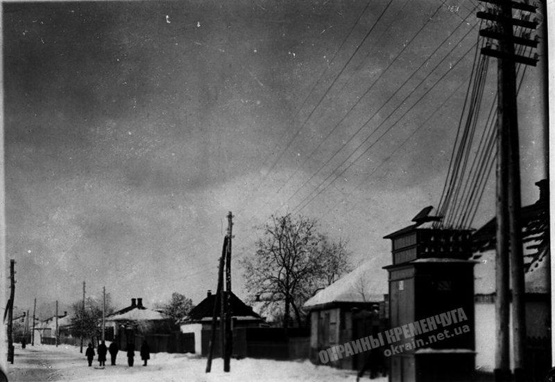 Район Кострома Кременчуг 1920 год - фото № 1919