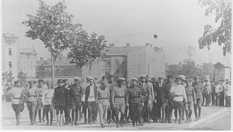 М.В. Фрунзе в Кременчуге 1921 год - фото № 1928