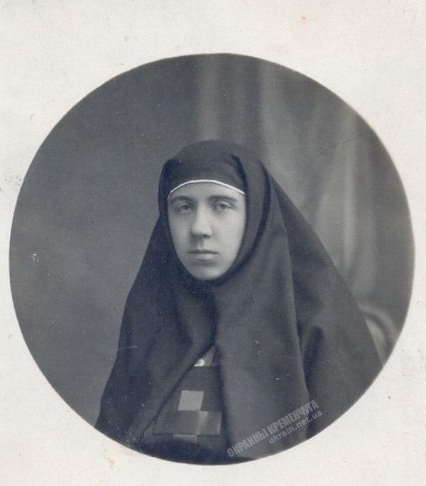 Евдокия Шуйская сестра милосердия Кременчуг 1915 год - фото № 1940