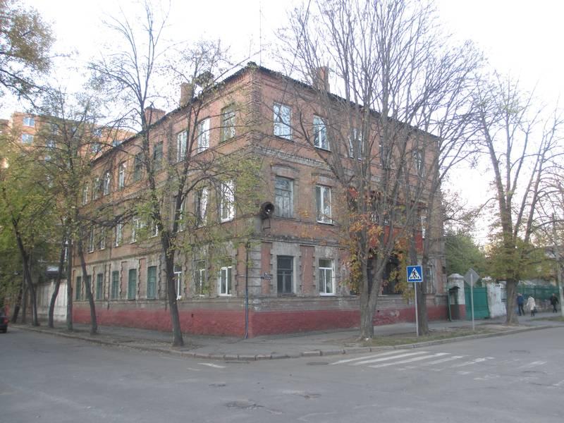 Старый Дом №71 по улице Софиевской в Кременчуге - фото №1721