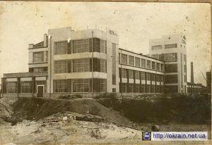 Суконная фабрика в Кременчуге