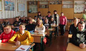 Година спілкування зі школярами на тему: «Вчинок та відповідальність»