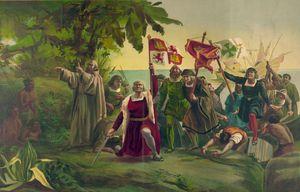 12 октября 1492 года — Колумб открыл Новый Свет