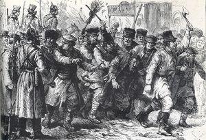 Погромы в Кременчуге в 1919 году