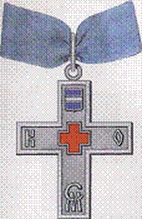 Знак Кременчугской общины сестер милосердия Красного Креста
