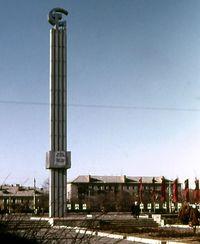 Серп и молот на площади Независимости хотят заменить на тризуб