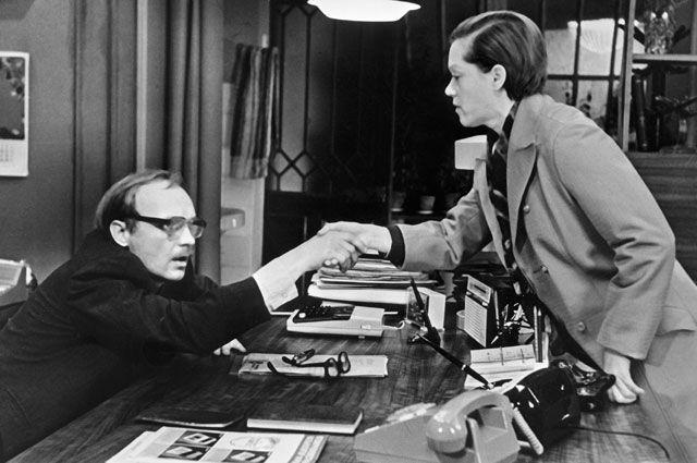 «Служебный роман» - вышел на экраны 40 лет назад 26 октября 1977