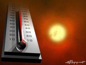 В Украине термометры покажут +37