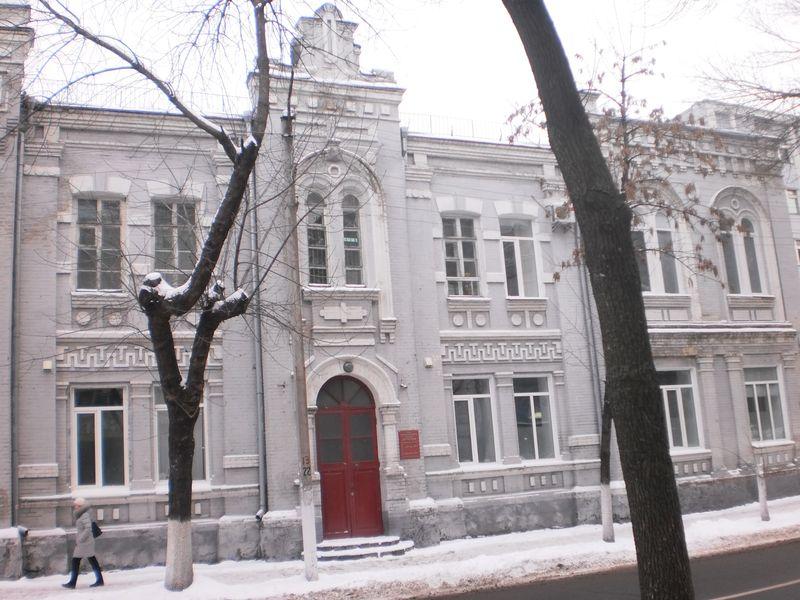 История здания Типографии в Кременчуге по улице Победы, 34