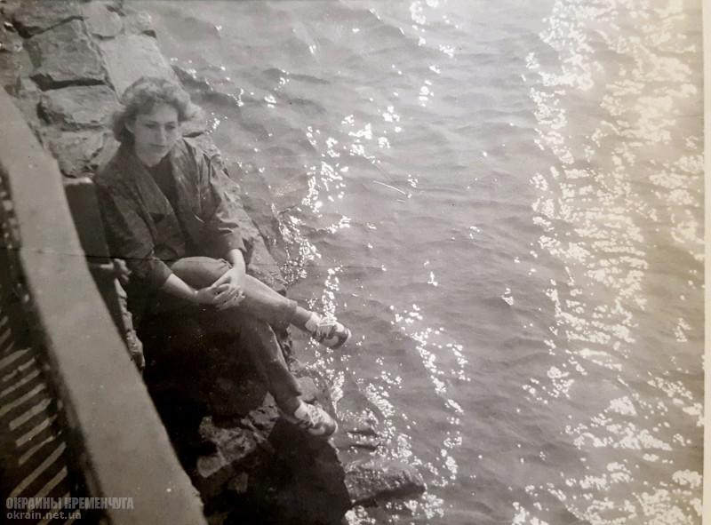 На набережной Кременчуг 1980-е - фото № 1977
