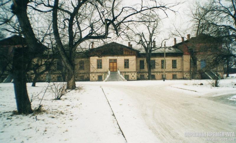 Железнодорожный вокзал Крюков 2002 год - фото № 1984