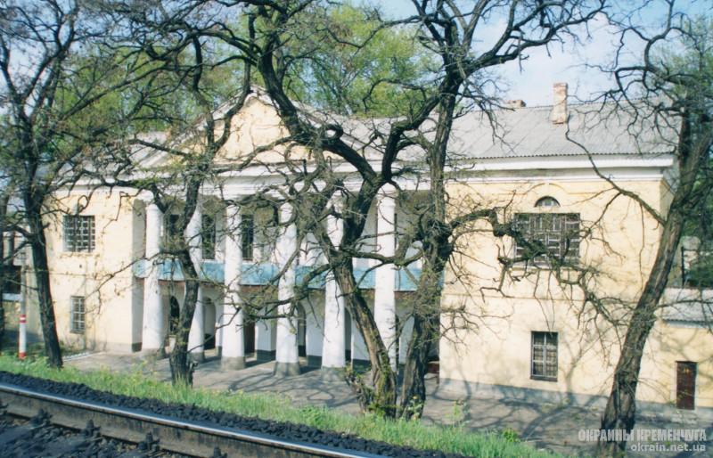 Интендантские склады Крюков 2002 год - фото № 1986