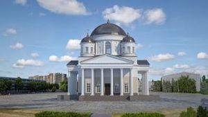 Предложения о строительстве Собора на площади Победы