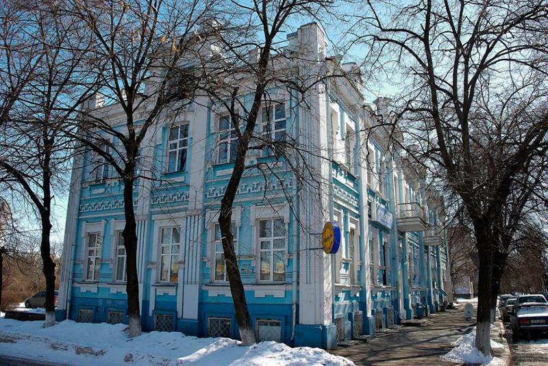 кондитерська та булочна кондитера С.А. Силаєва