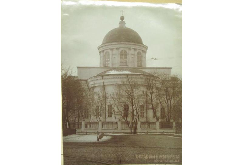 Свято-Успенский кафедральный собор, общий вид с востока, Кременчуг - фото № 1987