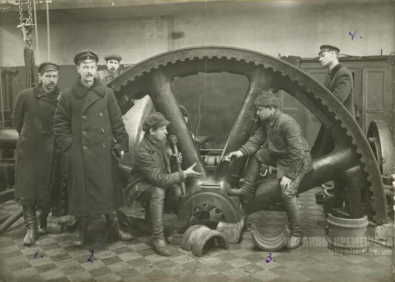Восстановление Городской электростанции Кременчуг 1920-е года - фото № 2006