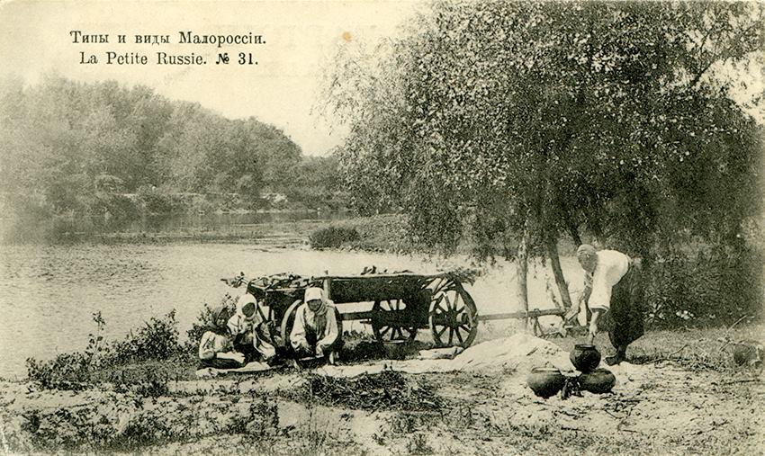 Типы и виды Малороссии