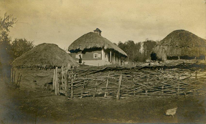 Українські краєвиди 19 - початку 20 ст. у листівках