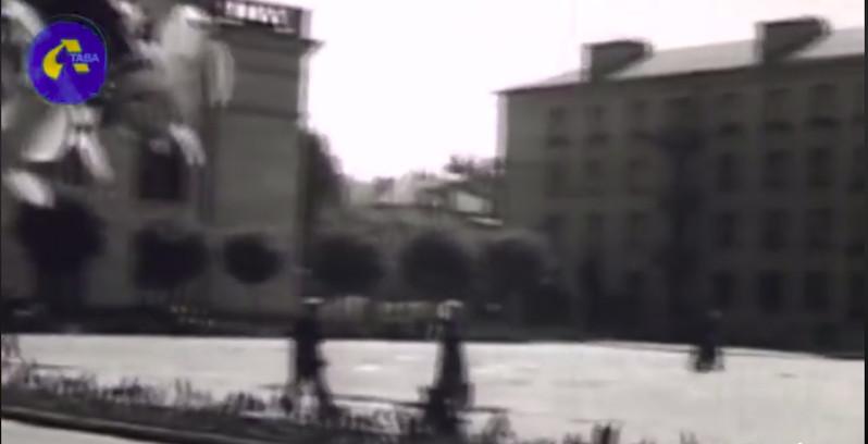 Кременчуг 1967 год Архив КрАЗ - видео № 2023