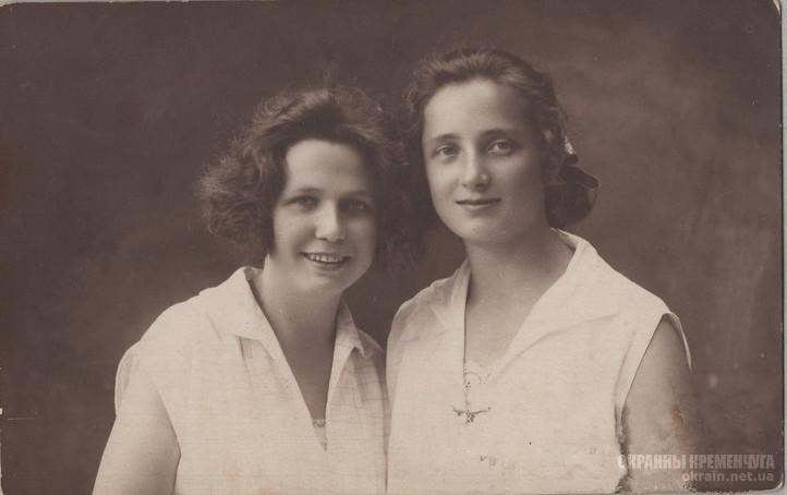 Девушки, фотография Порицкого, Кременчуг 1928 год фото номер 2062