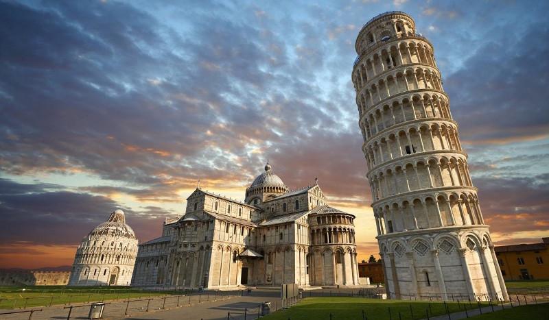 Пизанская башня уже «не падает»