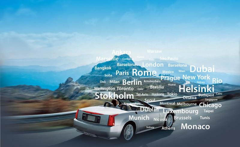 Аренда автомобиля в путешествиях: советы от турагентства Вжух!