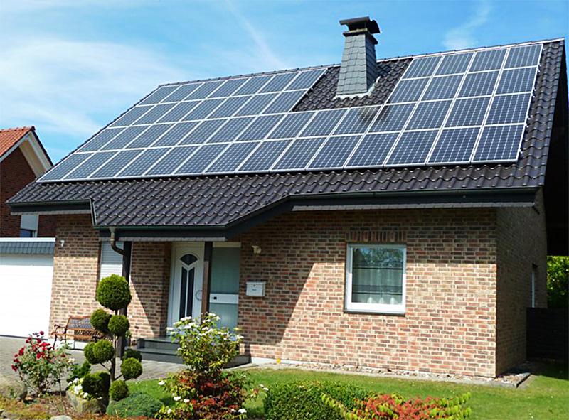 Домашние солнечные электростанции – решение вопроса энергетической независимости