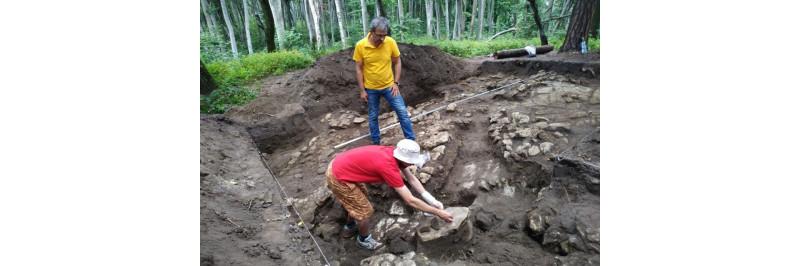 Возле Львова археологи нашли обломки трипильской культуры