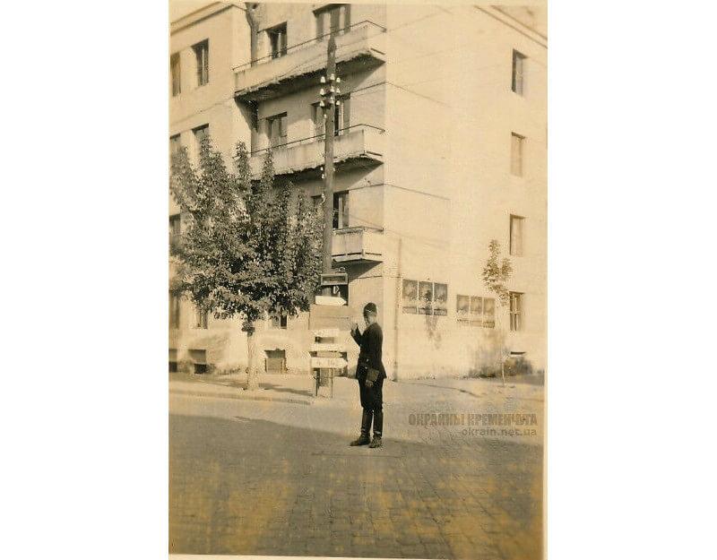 Солдат Luftwaffe в Кременчуге сентябрь 1943 года фото номер 2134