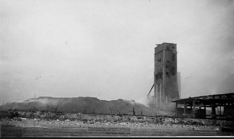 Зерновой элеватор Кременчуг 1941 год фото номер 2167