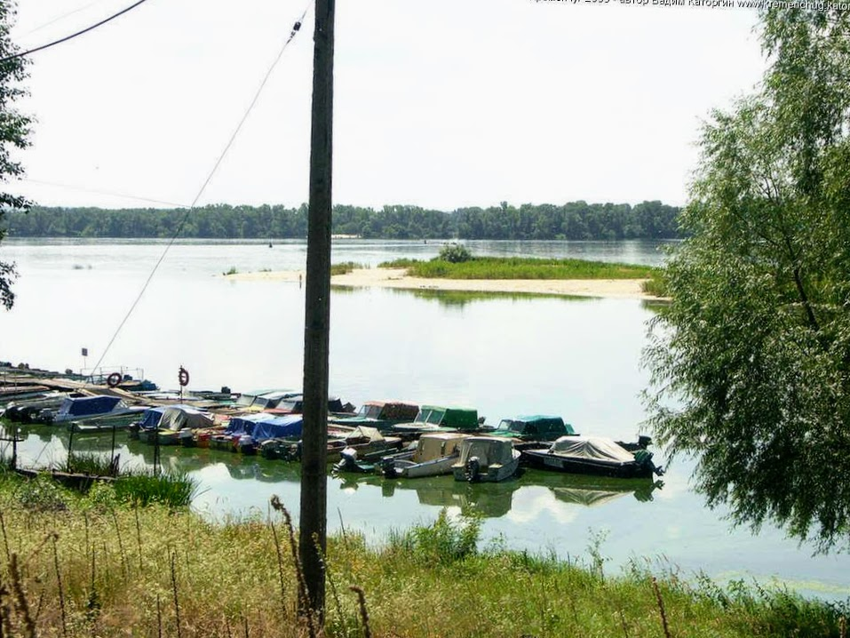 лодочная станция затон Кременчуг 2005 год фото номер 2174